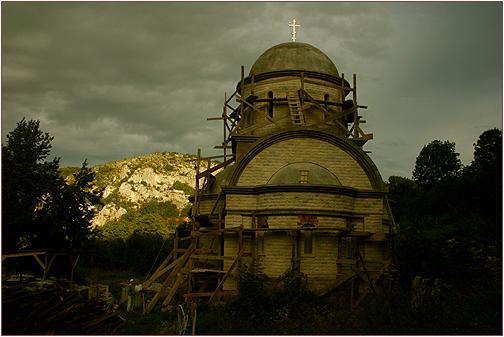 Cheile Cibului Manastirea Bunavestire