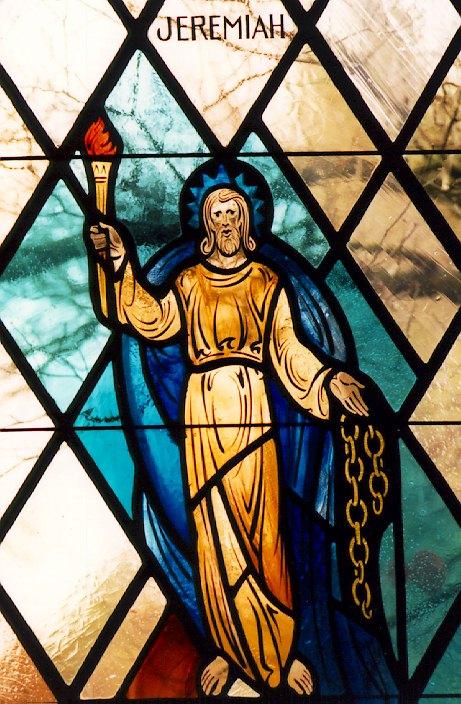 Jeremiah, St. Thomas Episcopal Church, Medina, WA