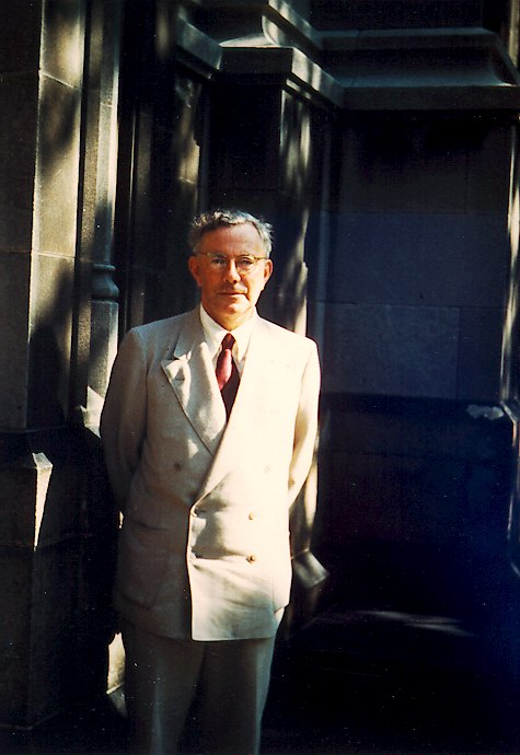 The Rev. Dr. Paulus Johannes Tillich, The Union Theological Seminary, New York City, 1949