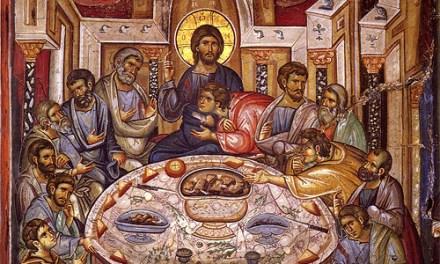 聖像畫的故事:最後晚餐 Icon Story: The Last Supper