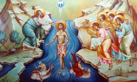 神顯節:生命之泉 Theophany: The Fountain of Life