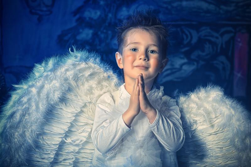 天使節 On Angels (Synaxis of Angels on Nov. 8th)