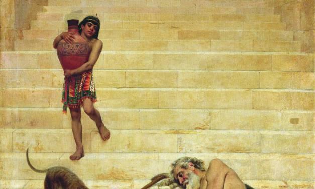 拉撒路與財主:愛就是天堂 Lazarus & The Rich Man: Love Is Paradise