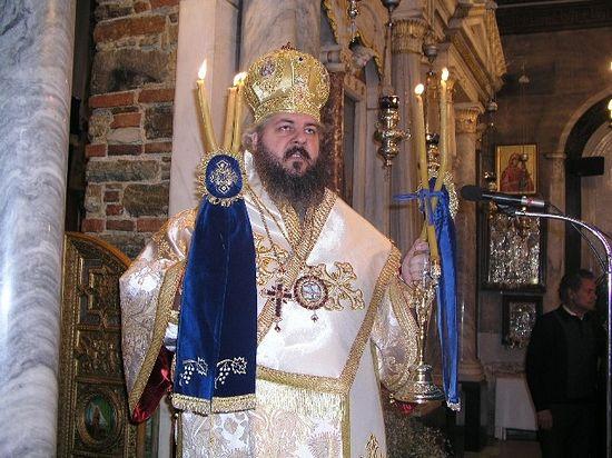 復活節祝賀:都主教黎大略 Metropolitanate Blessing of the Holy Pascha
