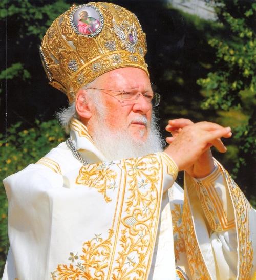復活節文告:普世宗主教巴多羅買 Patriarchal Proclamation on the Holy Pascha