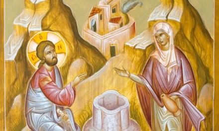 撒瑪利亞婦人:生命的活水 The Samaritan Woman: The Living Water