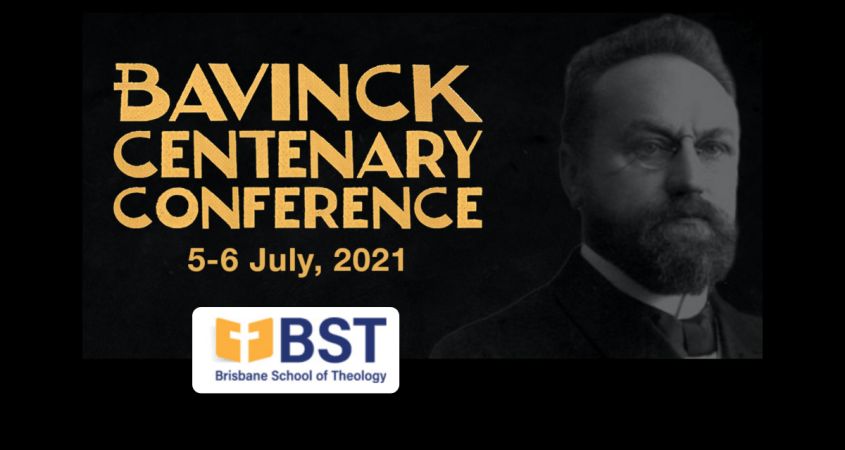 Bavinck Centenary Conference & Brisbane Theological Seminary Logo