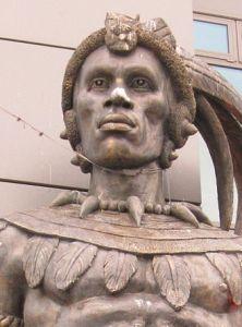 Shaka_of_Zululand_statue_2013_London_UK
