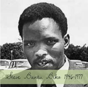 Steve Bantu Biko 1946-1977