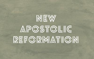 New Apostolic Reformation with Amy Spreeman | Episode 62
