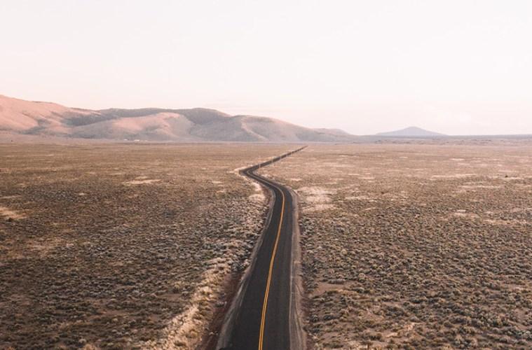 Winding Desert Road | Theology Mix