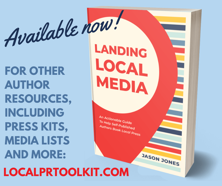 Landing Local Media by Jones Literary