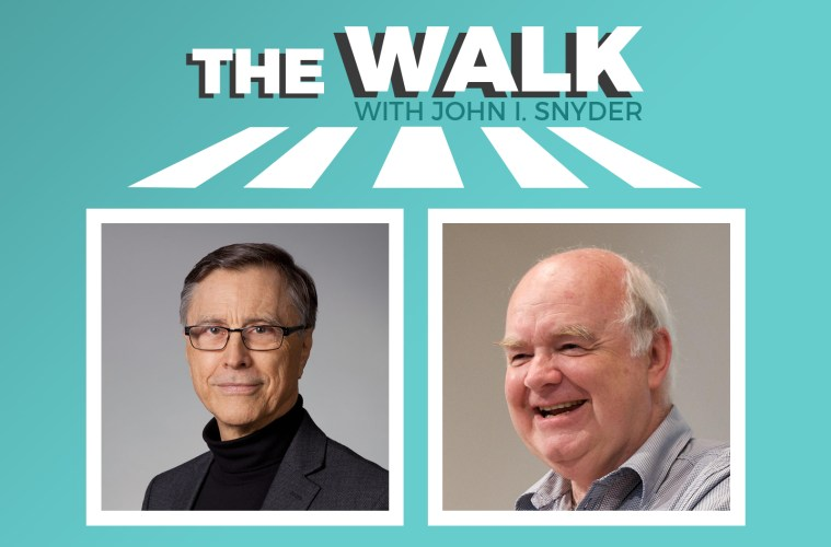 The Walk - Guest, Dr. John Lennox
