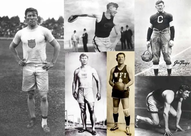 The Amazing Jim Thorpe