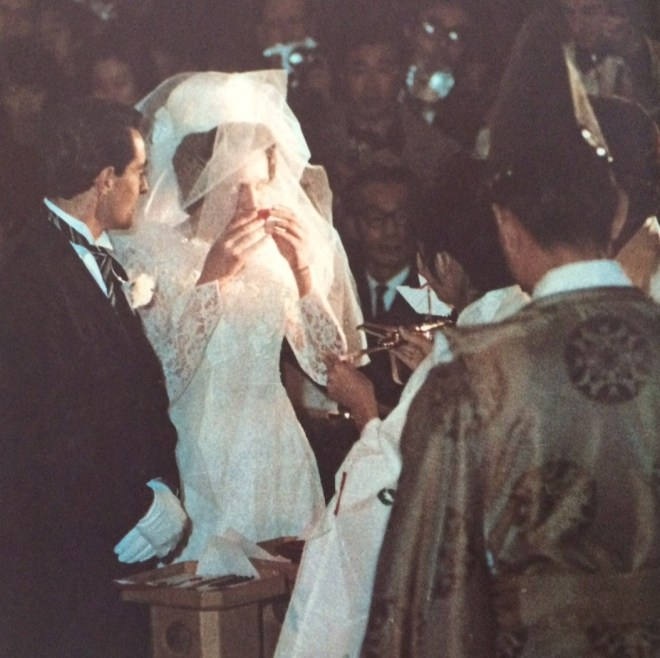 Nikolai Prodanov and Diana Yorgova from the book, Tokyo Olympiad 1964_Kyodo News Agency
