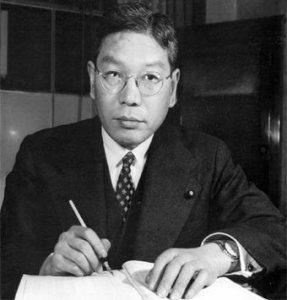 Prime Minister Hayato Ikeda