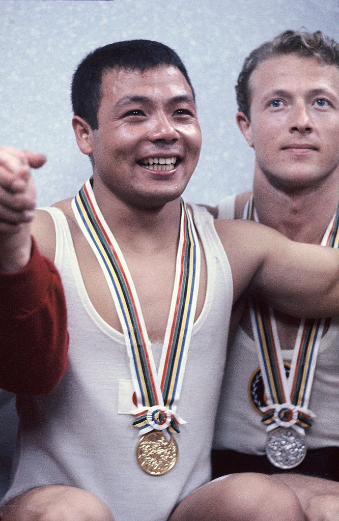 Yoshinobu_Miyake_and_Isaac_Berger_1964