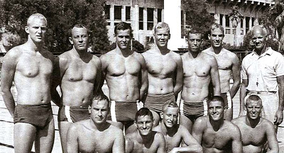 US Water Polo Team 1964