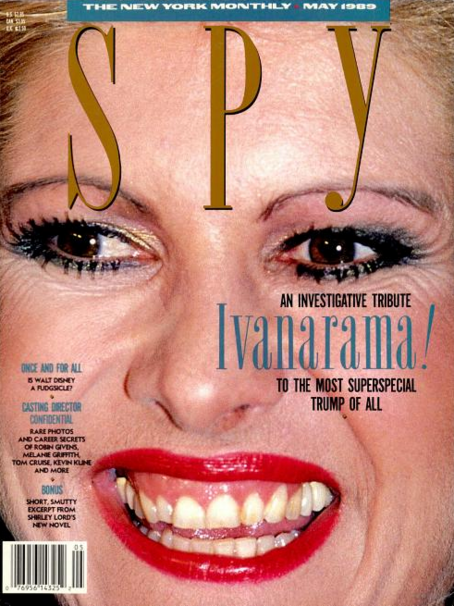 Ivana Trump_ Spy Magazine
