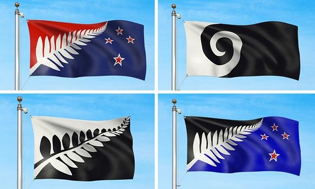New Zeanad Flag choices