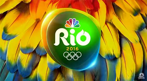 NBC Rio logo