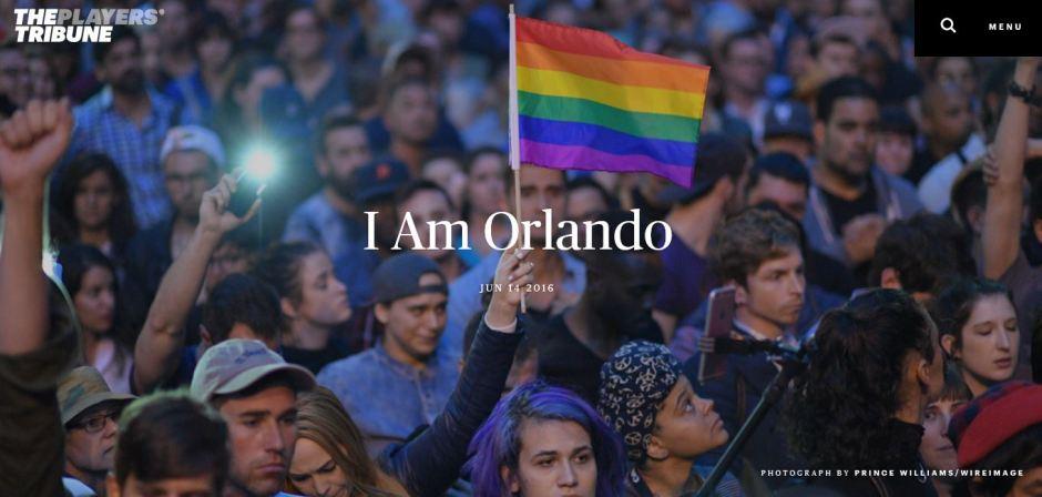 I Am Orlando
