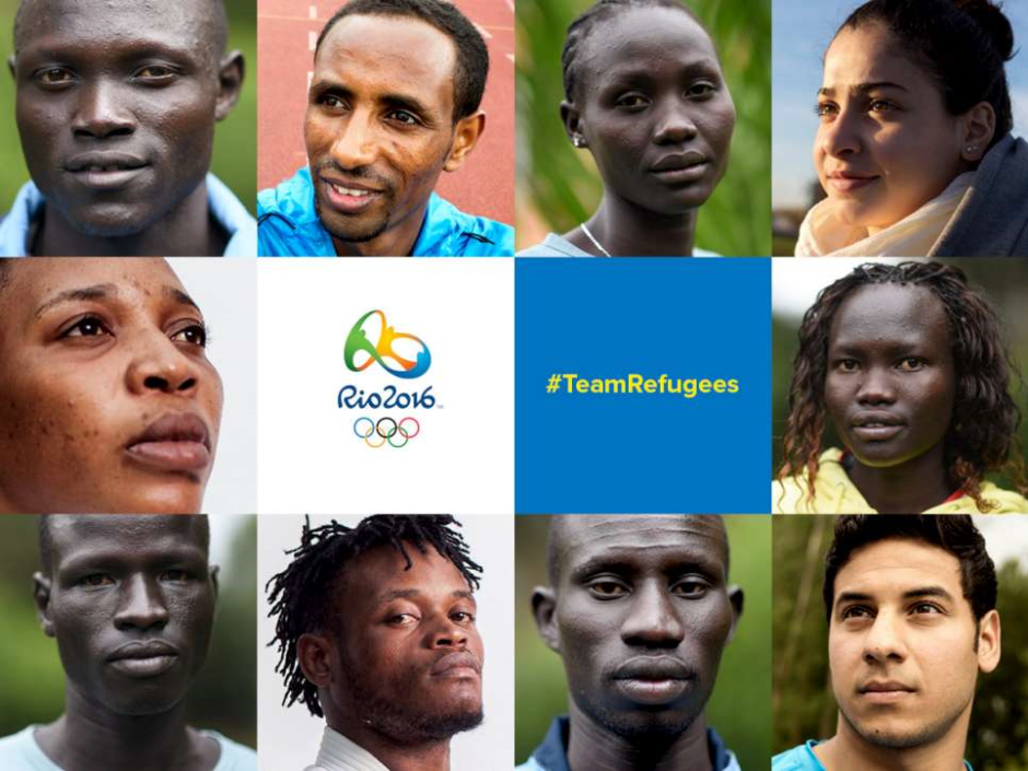 Team of Refugee Olympic Athletes