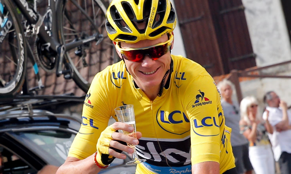 Chris Froome wins 2016 Tour de France