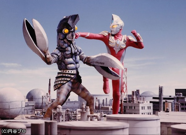 Ultraman baltan seijin