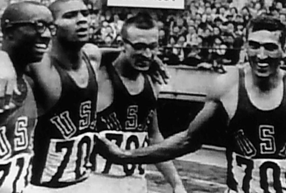 US Men's 4x400 relay team_2