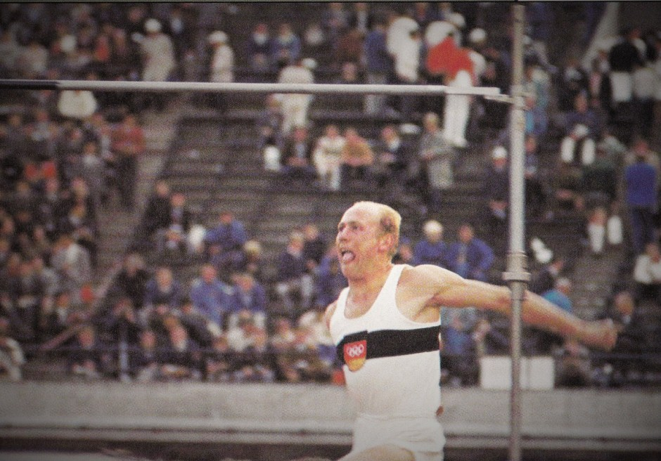Willi Holdorf_The Olympic Century