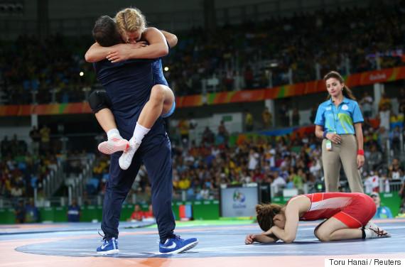 Wrestling - Women's Freestyle 53 kg Gold Medal