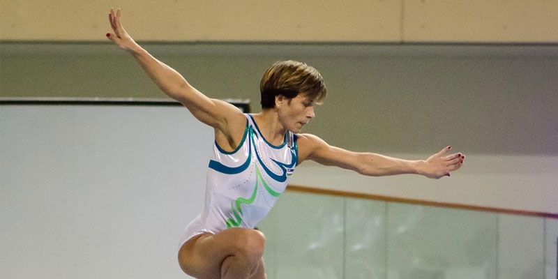 Oksana Chusovitina in Rio