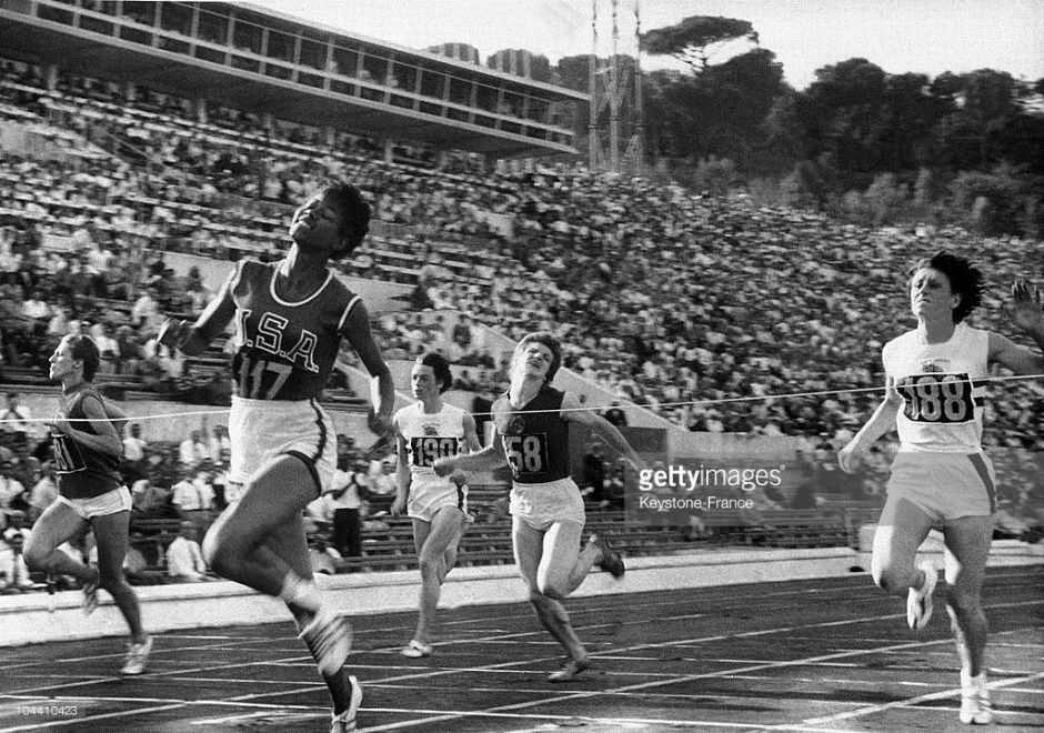 wilma-rudolph-100-meters-gold-rome