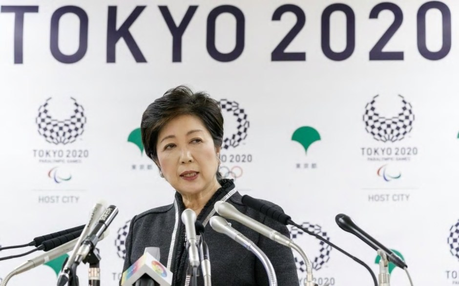 yuriko-koike-speaking-about-kasumigaseki-country-club