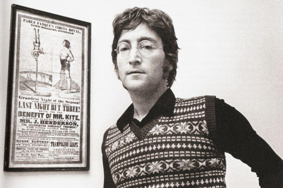 Benefit of Mr Kite and John Lennon