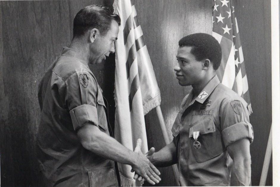 Mel Pender_Medal of Honor