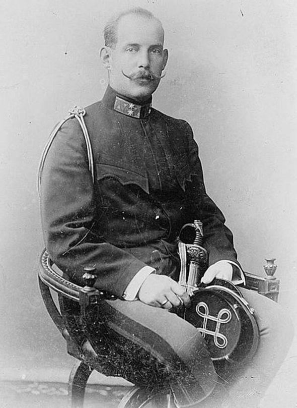 Crown Prince Constantine