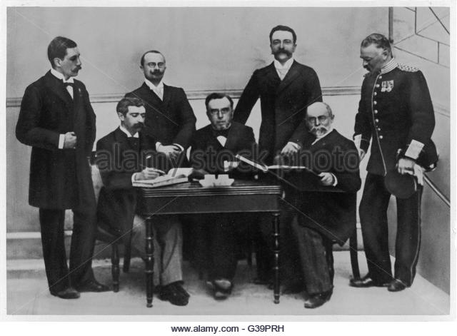 first olympic committee 1896
