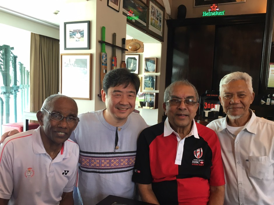 Kunalan, Tomizawa, Haque and Hamid