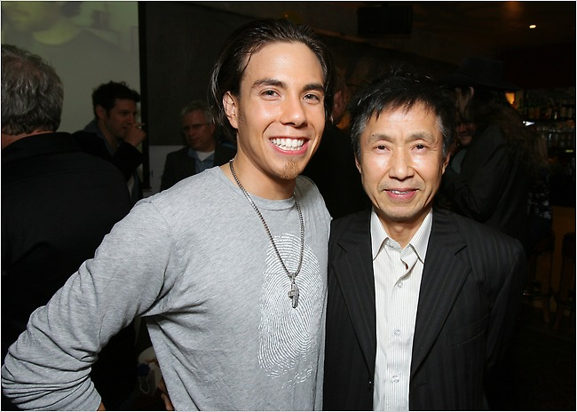 Apolo and Yuki Ohno