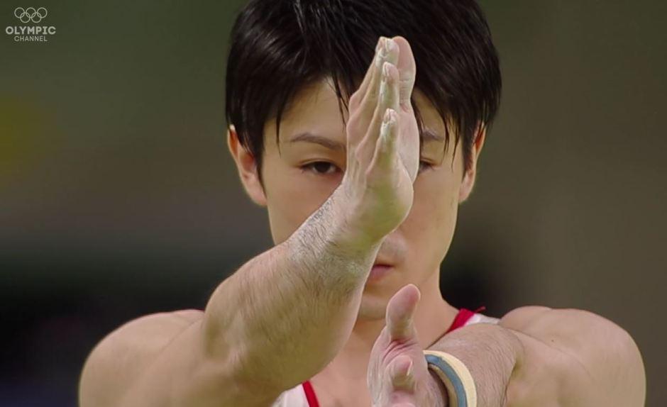 Kohei Uchimura from Games to Remember