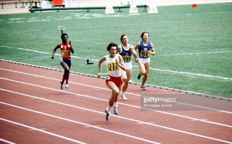 Szewińska 400 meter finals Montreal