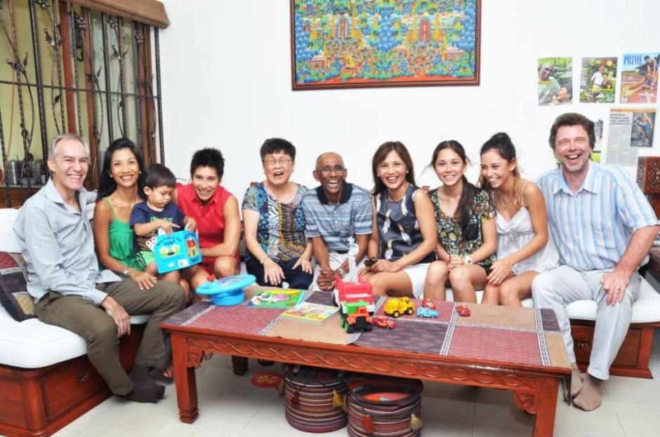 The International Family