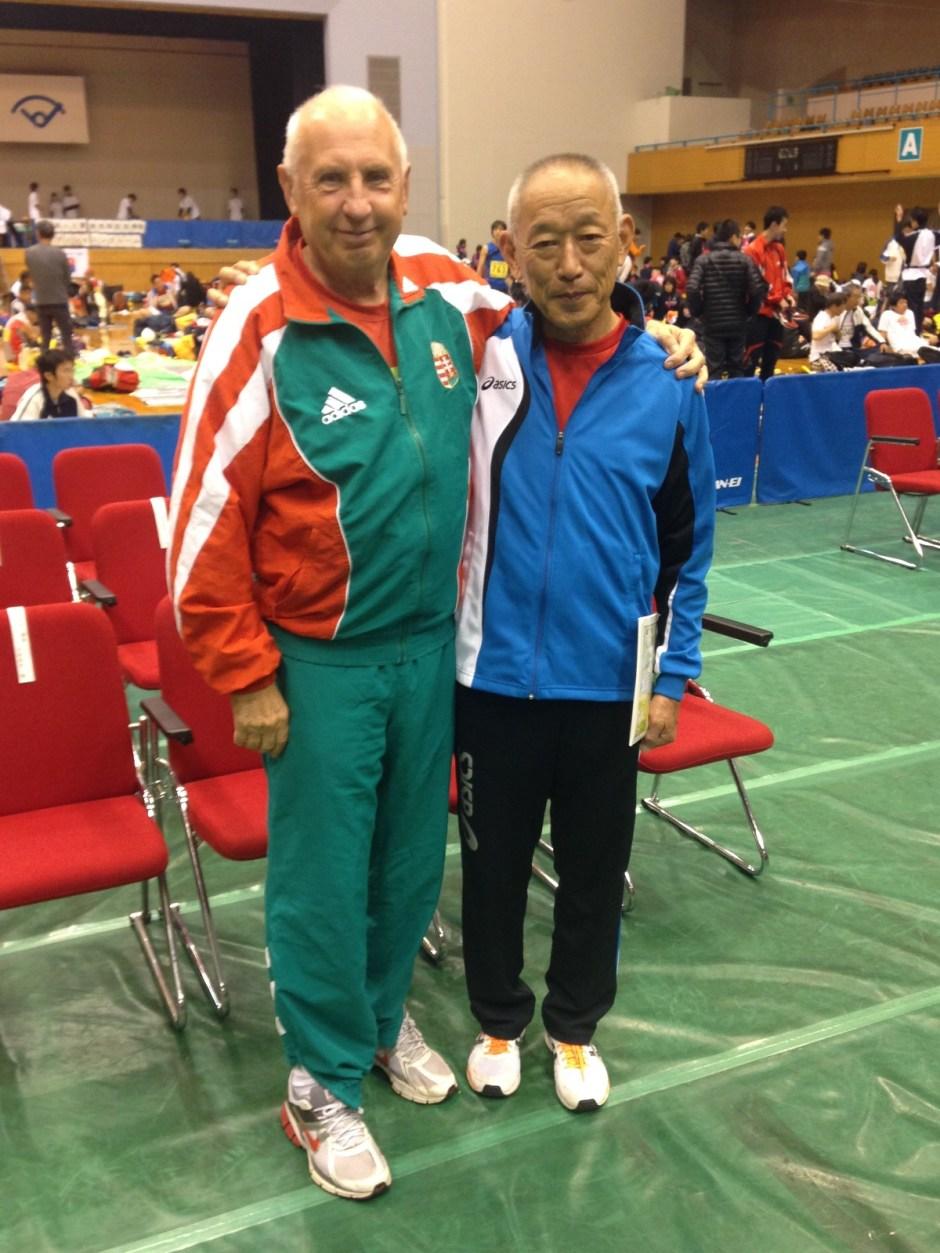 József Sütő (77), Kenji Kimihara (73)