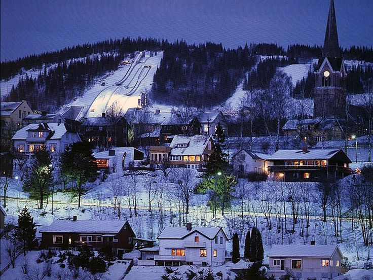 Lillehammer Norway