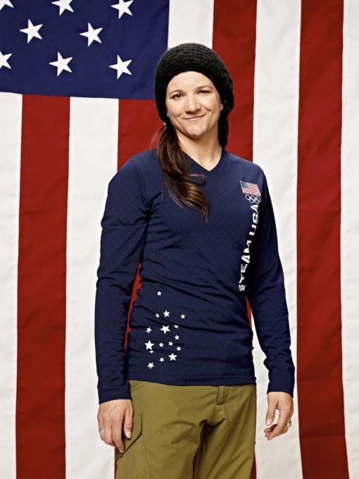 Kelly Clark snowboarder