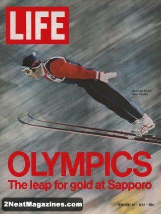 Yuki Kasaya life magazine