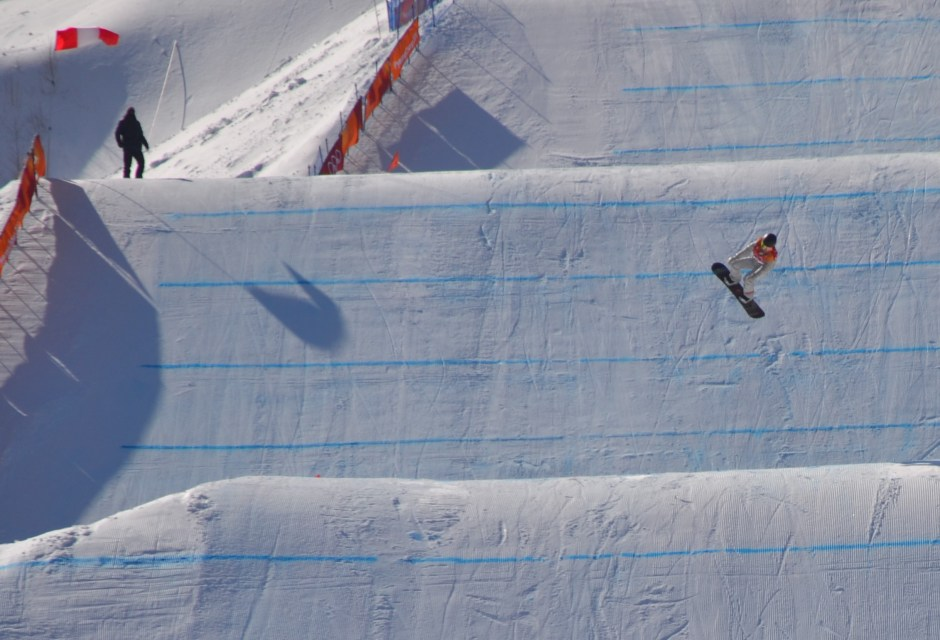 Jamie Anderson_Slope Style_first run 1