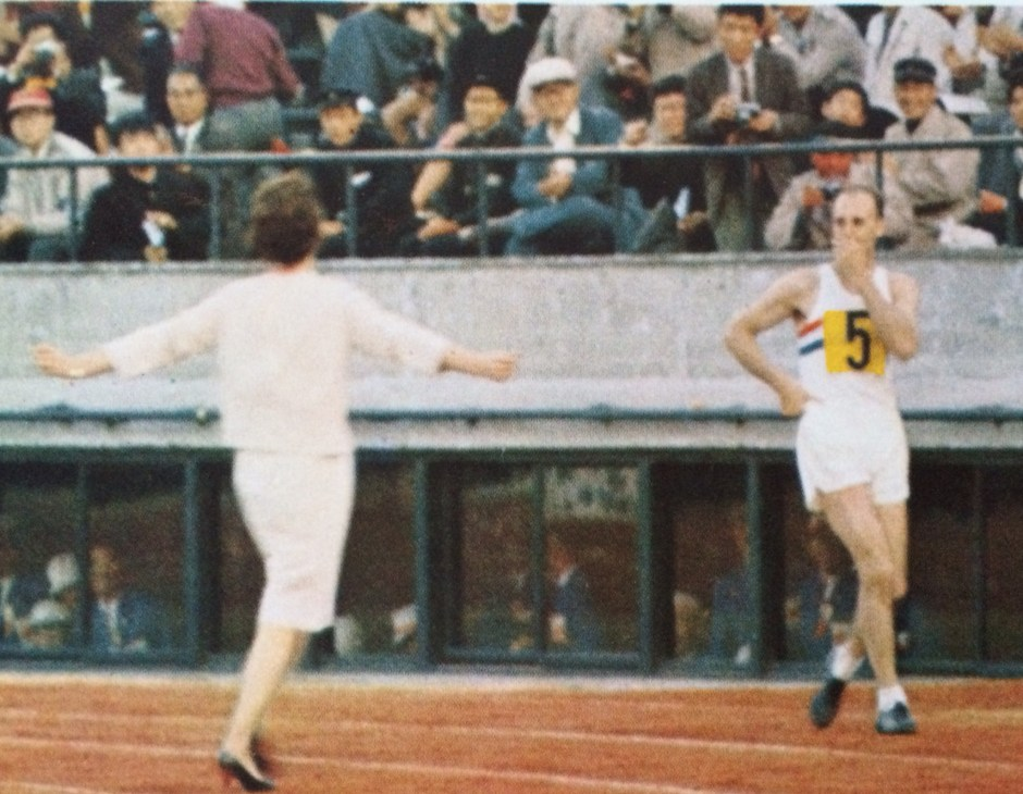 Ken Matthews_Tokyo Olympics Special Issue_Kokusai Johosha